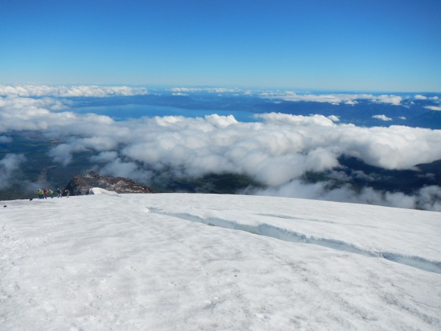 Pucon (4) Villarrica Uphill