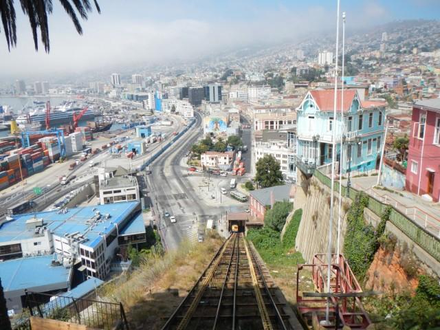 Valparaiso (1) Ascensor Artilleria