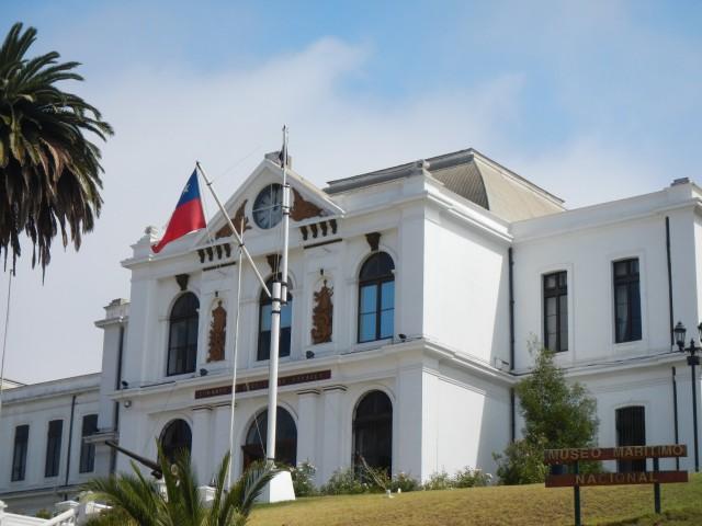 Valparaiso (2) Marine Museum