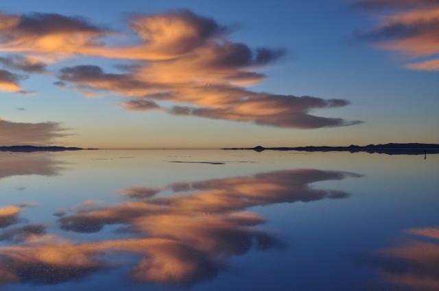 Salar de Uyuni (49) Zonsopkomst