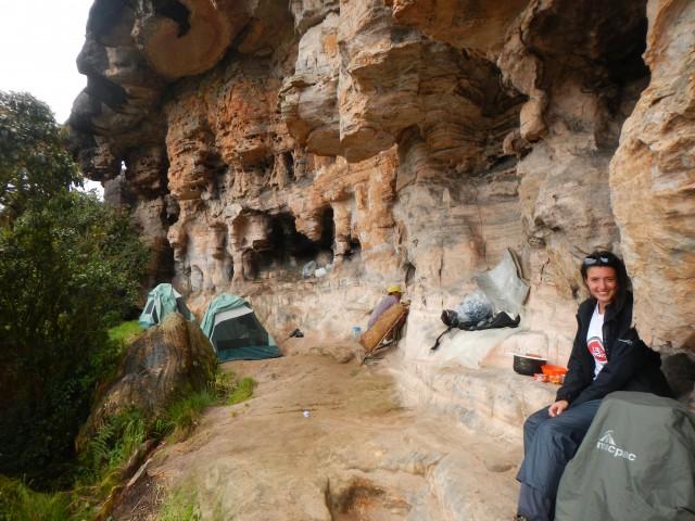 Roraima (13) Ons Kamp