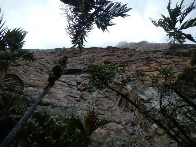 Roraima (9) Eindelijk bij de Muur
