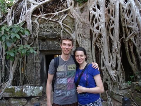 Bomen tempel
