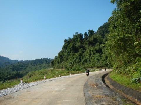 Route naar Phong Nha