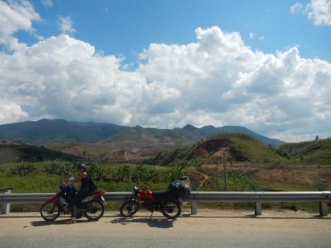 Route naar Hoi An