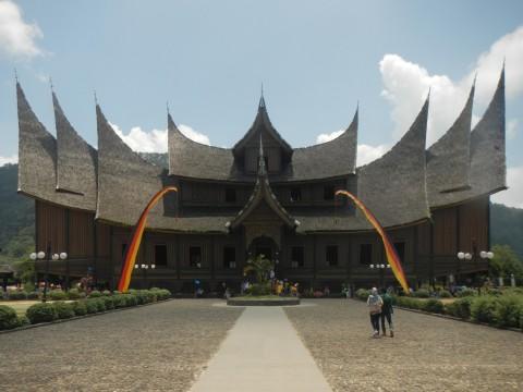 Minangkabau paleis