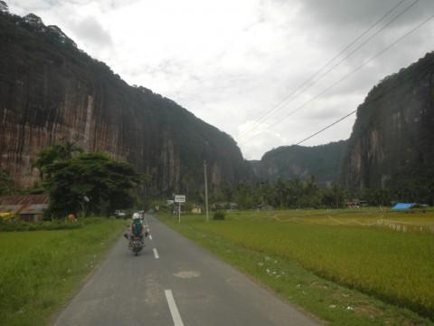Harau vallei