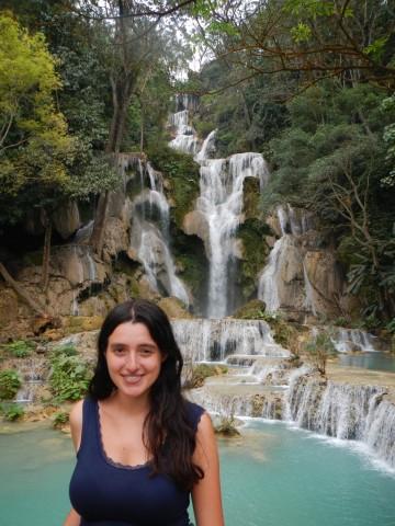 Kouangxi watervallen