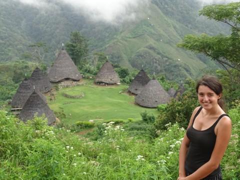 Wae Rebo dorp