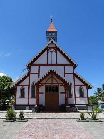 Portugese kerk