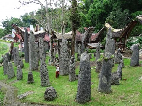 Megalithic stenen